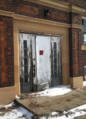 Norfolk Hospital Incurably Insane Door4