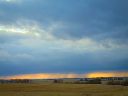 October Thunderstorm in Nebraska-Eklund