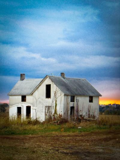 Old Limestone House, Nebraska-Eklund