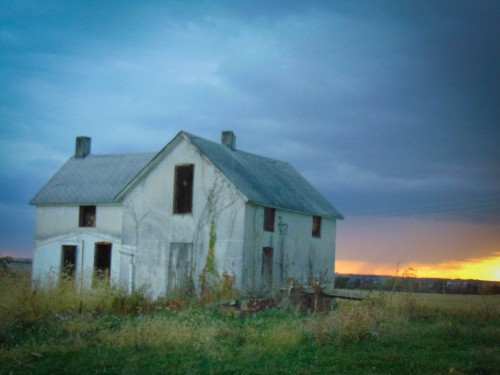 Old Limestone House, Nebraska-Eklund