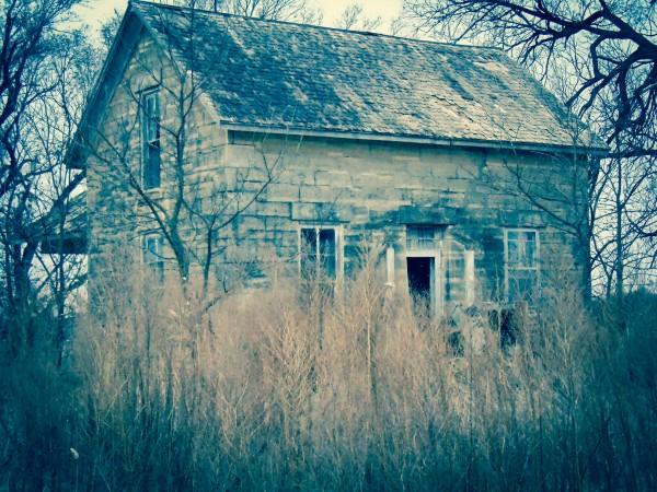 Abandoned Homestead-KS-Eklund