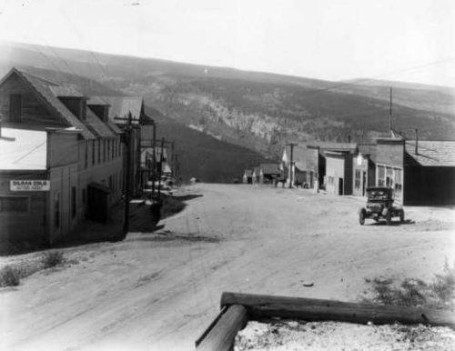 Gilman in the 1930's