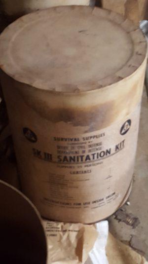Sanitation Kit-Eklund