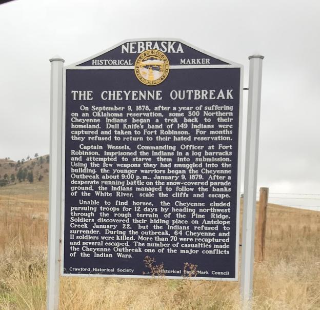 Cheyenne Outbreak