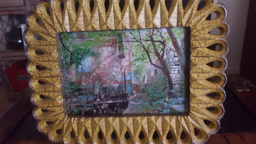 5x7 Metallic Print in Metal Yellow Frame $20.jpg