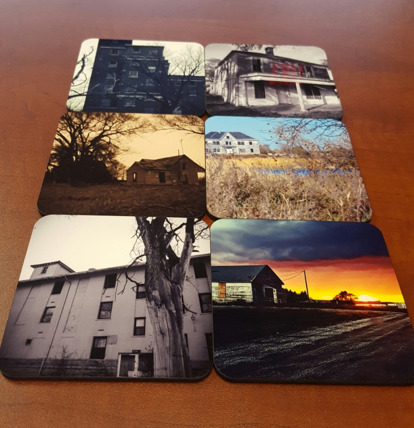 Coasters - Order of 6 Custom $20